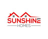 Sunshine Homes Logo - Entry #269