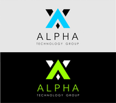 Alpha Technology Group Logo - Entry #34