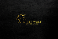 White Wolf Consulting (optional LLC) Logo - Entry #245