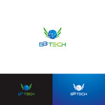 B3 Tech Logo - Entry #118