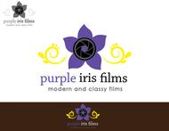 Purple Iris Films Logo - Entry #4