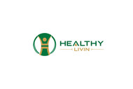 Healthy Livin Logo - Entry #642