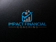 Impact Financial coaching Logo - Entry #36