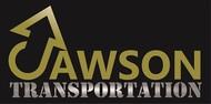 Dawson Transportation LLC. Logo - Entry #15