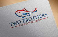 Two Brothers Roadhouse Logo - Entry #36
