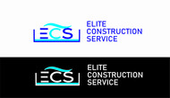 Elite Construction Services or ECS Logo - Entry #76