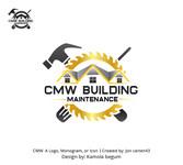 CMW Building Maintenance Logo - Entry #289