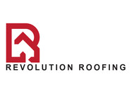 Revolution Roofing Logo - Entry #325