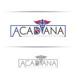 Acadiana Medical Transportation Logo - Entry #46