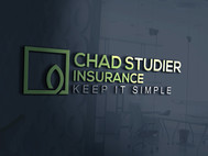 Chad Studier Insurance Logo - Entry #140