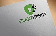 SILENTTRINITY Logo - Entry #195