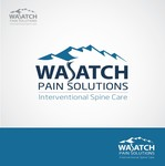 WASATCH PAIN SOLUTIONS Logo - Entry #84