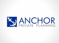 Anchor Private Planning Logo - Entry #74