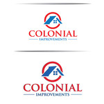Colonial Improvements Logo - Entry #46