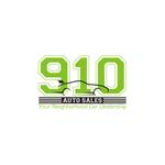 910 Auto Sales Logo - Entry #42