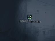 Unite not Ignite Logo - Entry #219