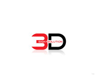 3D Sign Solutions Logo - Entry #95
