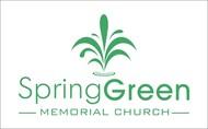 Spring Green Memorial Church Logo - Entry #54