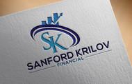 Sanford Krilov Financial       (Sanford is my 1st name & Krilov is my last name) Logo - Entry #203