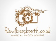 Pandora's Booth Logo - Entry #13