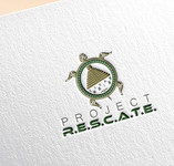 Project R.E.S.C.A.T.E. Logo - Entry #35
