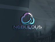 Nebulous Woodworking Logo - Entry #8