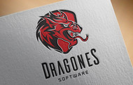 Dragones Software Logo - Entry #220