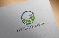 Healthy Livin Logo - Entry #469