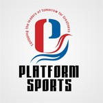 "Platform Sports "" Equipping the leaders of tomorrow for Greatness."" Logo - Entry #15"