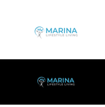 Marina lifestyle living Logo - Entry #33