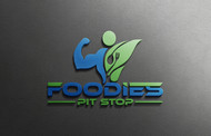 Foodies Pit Stop Logo - Entry #84