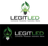 Legit LED or Legit Lighting Logo - Entry #140