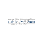 Law Offices of David R. Monarch Logo - Entry #29