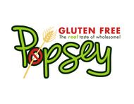 gluten free popsey  Logo - Entry #174