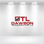 Dawson Transportation LLC. Logo - Entry #186