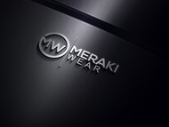 Meraki Wear Logo - Entry #53