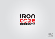 IronCore Bootcamp Logo - Entry #108
