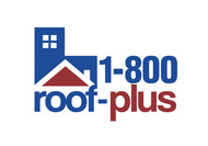 1-800-roof-plus  , i am also going to be using 1800roofplus.com for materials Logo - Entry #24