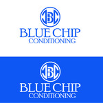 Blue Chip Conditioning Logo - Entry #156