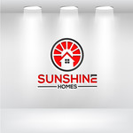 Sunshine Homes Logo - Entry #281