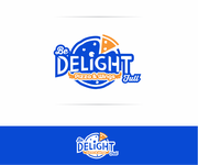 DELIGHT Pizza & Wings  Logo - Entry #77