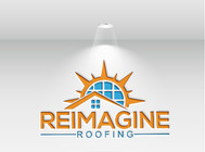 Reimagine Roofing Logo - Entry #116