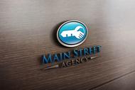 Main Street Agency Logo - Entry #27
