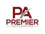 Premier Accounting Logo - Entry #114