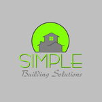 Simple Building Solutions Logo - Entry #38
