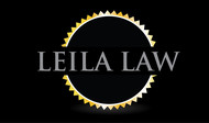 Leila Law Logo - Entry #19