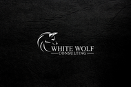 White Wolf Consulting (optional LLC) Logo - Entry #251