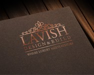 Lavish Design & Build Logo - Entry #85
