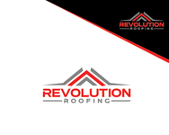 Revolution Roofing Logo - Entry #142