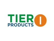 Tier 1 Products Logo - Entry #465
